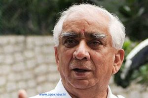 Union Minister Yashwant Singh passed away