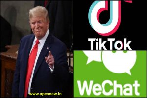 tiktok and wechat baned