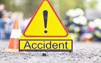 Horrible accident on AJC Bose Road
