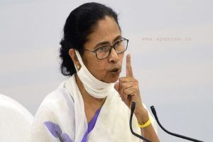 Mamata lost her temper as soon as she got up on the stage of the Scheduled Castes and Scheduled Tribes Conference