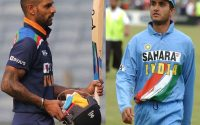Dhawan can top Sourav's record