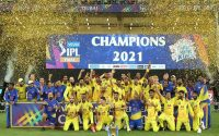 Chennai Super Kings, the IPL champions for the fourth time, lost to Kolkata